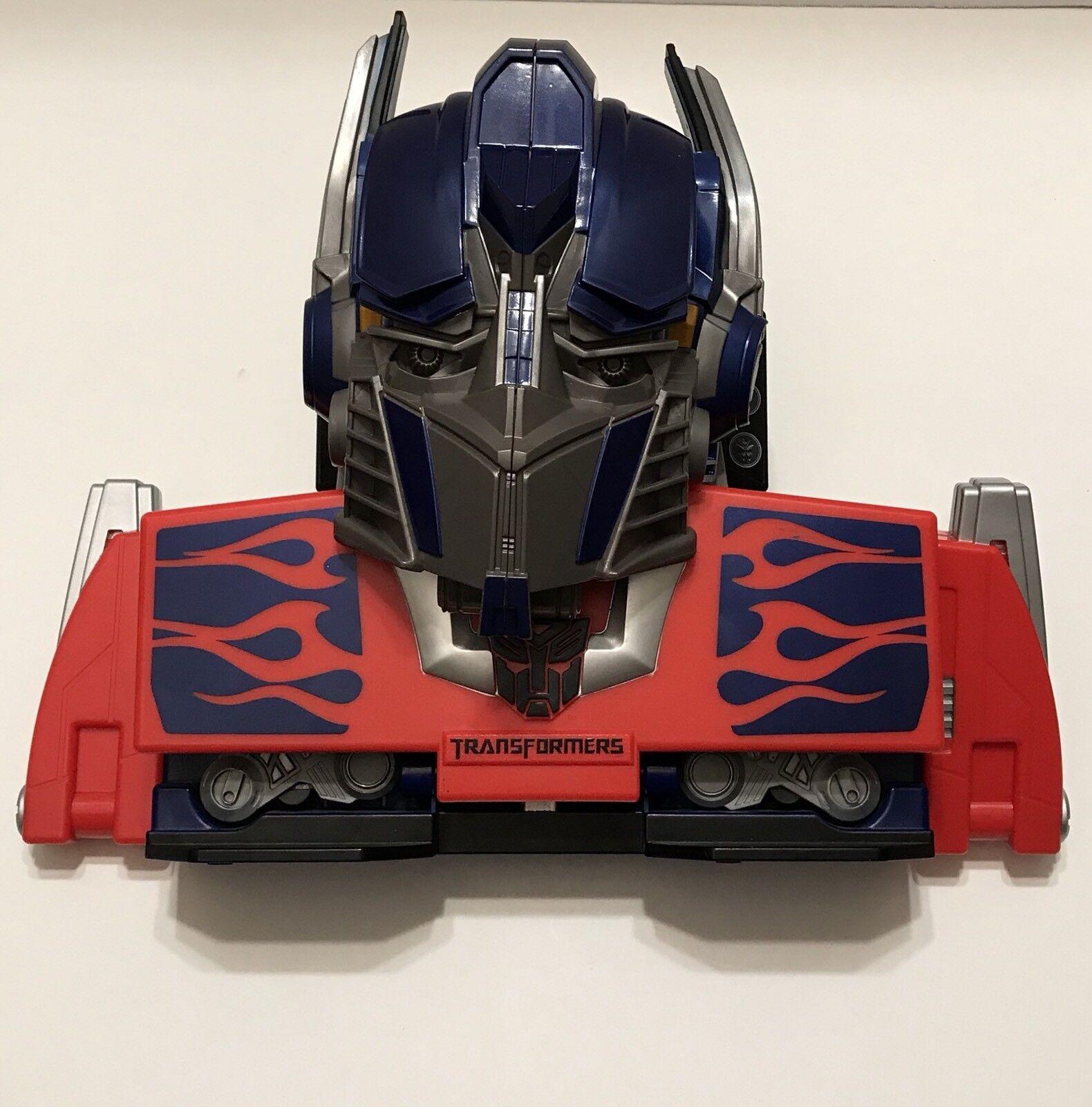 Transformers Optimus Prime Interactive Computer Game