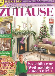 Details zu Mein neues Zuhause, Nr. 6/2018 November/Dezember 74 Seiten,