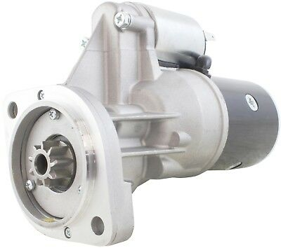 New Starter for Massey Ferguson Tractor MF1010 MF1020 16584 MF1035 3435016M91