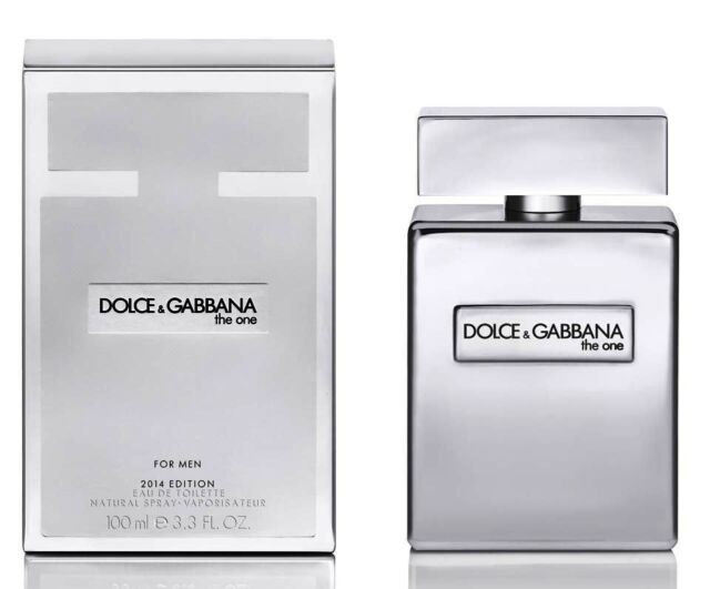 abac03612c6424 Dolce   Gabbana 17873739505 The One Platinum Eau De Toilette Spray 100 Ml.