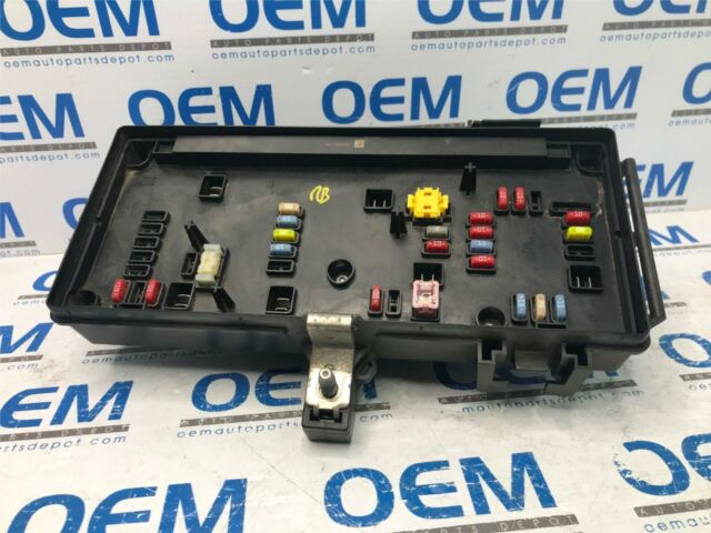 2008 08 DODGE RAM integrated power control module TIPM fuse box 68028002AC  OEM for sale onlineeBay