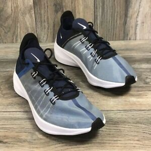 official photos 58d2c 11541 Image is loading Nike-EXP-X14-Midnight-Navy-White-Mountain-Blue-