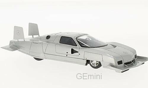 NEO 47205  Mercedes C111 IV argento  1978   143