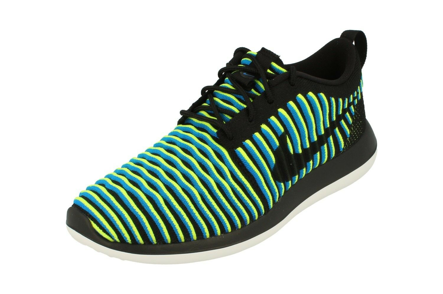 Nike Womens Roshe Two Flyknit Running Trainers 844929 Sneakers Shoes 003 Casual wild