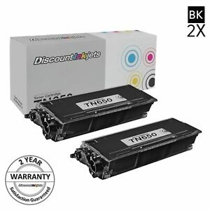 2pk-TN-650-for-Brother-New-TN650-High-Yield-Toner-Cartridge-HL-5340D-DCP-8050
