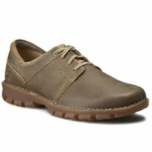 MENS-CATERPILLAR-LEATHER-CADEN-BEANED-BOOTS-SHOES