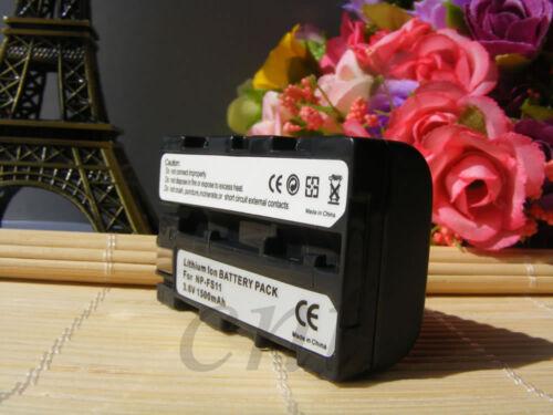 Batería para Sony Cyber-shot DSC-P1 Cyber-shot DSC-P20 Cyber-shot DSC-P30 1500mAh
