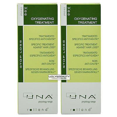 """UNA Oxygenating Treatment 90 ml / 3.17 fl. oz. """"Pack of 2"""""""