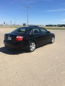 '04 loaded Audi A4 Quattro