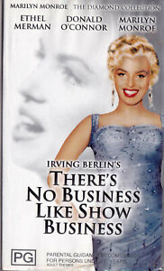 THERE-039-S-NO-BUSINESS-LIKE-SHOW-BUSINESS-Marilyn-Monroe-VIDEO-VHS-Pal-SirH70