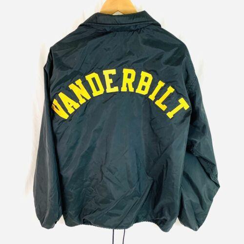 Vanderbilt University Vtg Commodores Black Jacket
