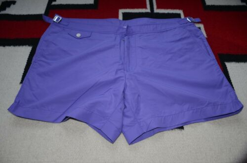 Ralph Lauren Purple Label 100/% Polyester Swimming Swim Shorts Trunks