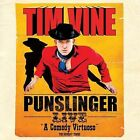 Punslinger by Tim Vine (CD-Audio, 2011)