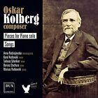 Works for Piano Solo - Songs 2cd Oskar Kolberg Audio CD