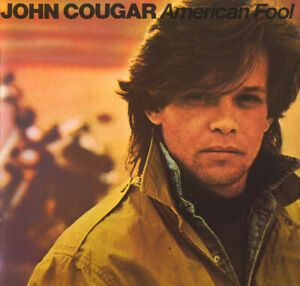JOHN-COUGAR-MELLENCAMP-American-Fool-Mercury-1982-like-new