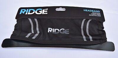 Ridge Cerchietto Resistente Al Vento Taglia Unica Nuovo Black Spedizione Gratuita Nel Regno Unito-
