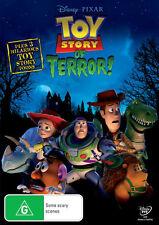 Toy Story of Terror * NEW DVD * Disney Pixar (Region 4 Australia)