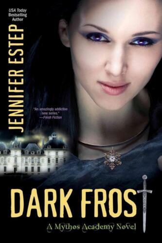 1 von 1 - Dark Frost von Jennifer Estep (2012, Taschenbuch)