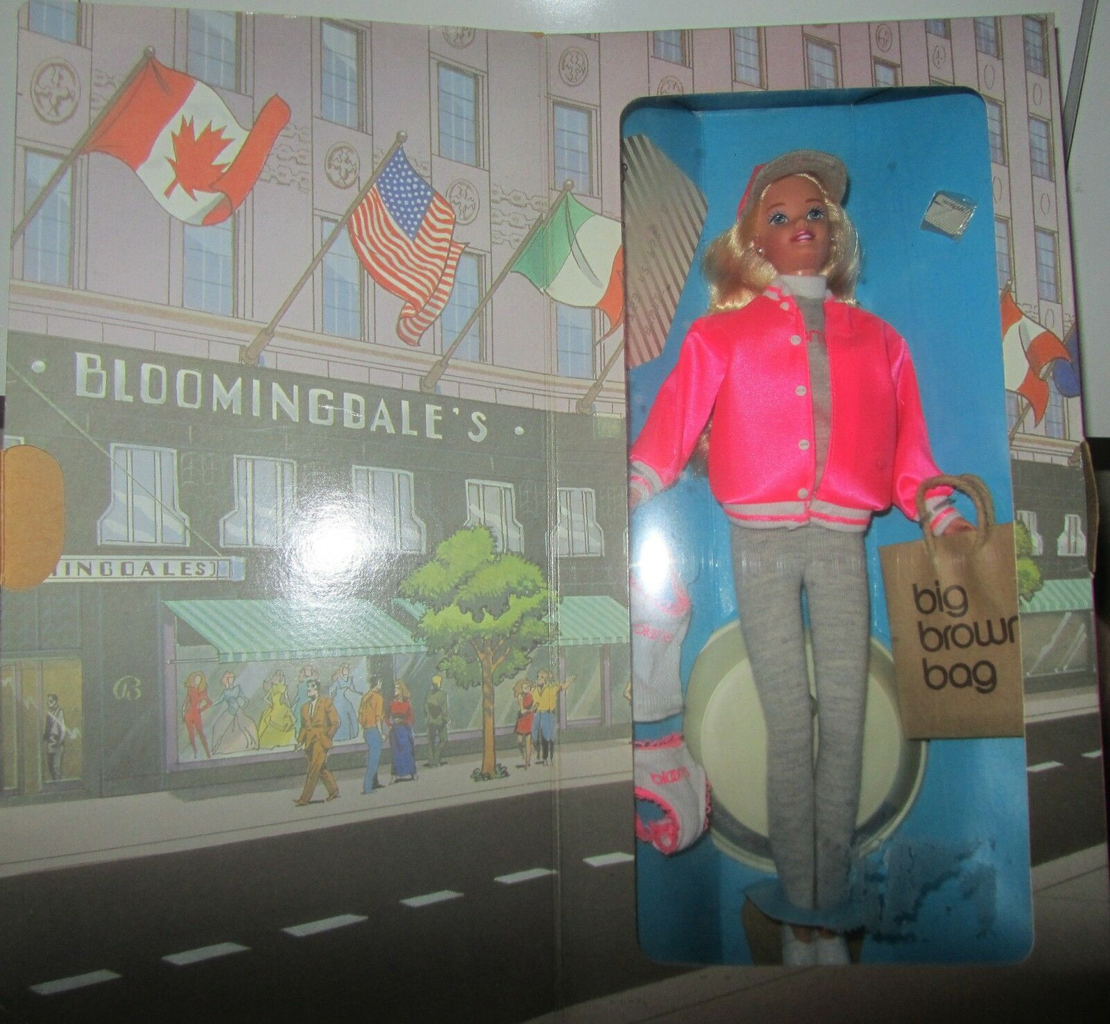 Barbie At Bloomingdale's NRFB Mattel SPESE GRATIS