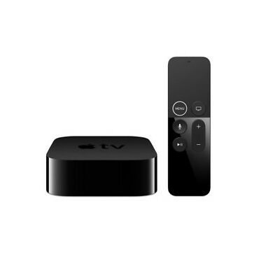 Apple MP7P2LL/A TV 4K 64GB, Black