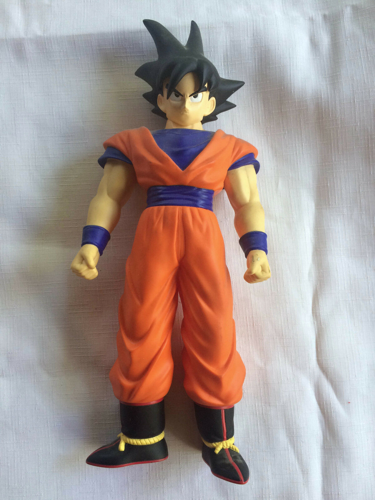 The Son Goku 2 Figure Rare 12  Anime Statue Dragonball Z Action Figure Collector