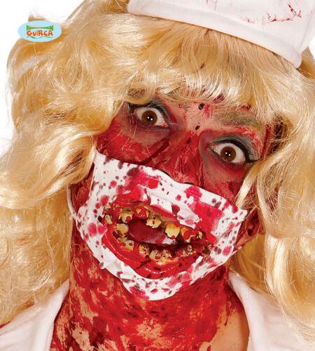 Dr Zombie Halloween Déguisement Masque