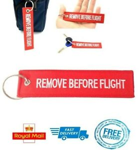x1 REMOVE BEFORE FLIGHT Keyring Tag DJI Drone Parrot Phantom
