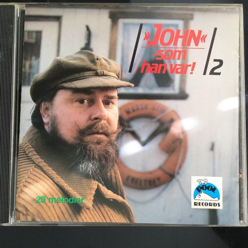 John Mogensen: John som han var 2, pop