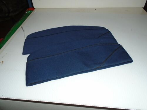 U.S.Air Force OFFICERS Blue POLYESTER GARRISON CAP/""