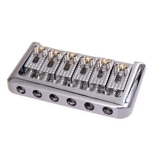 Lot de 6pcs Sillet de Chevalet Pi/èce de Rechange pour Guitare Electrique