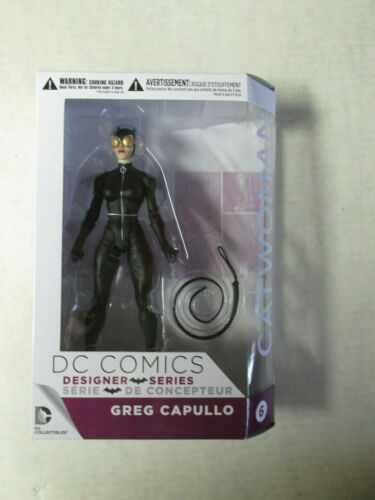 DC Comics Catwoman Greg Capullo MIP