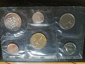 1990-Canada-PL-RCM-Set-6-Coins-UNC