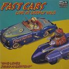 Who Loves Jimmy Anderton? Live at Deeply Vale Fast Cars Audio CD