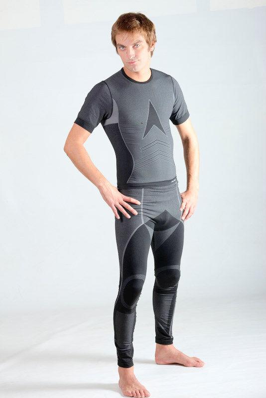 T shirt manica corta Microfibra DRYARN° misura S-M