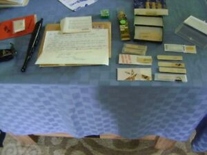 Clarinet Reeds See Photos Lot Misc. Music Reeds Lot Of Vintage BéNéFique à La Moelle Essentielle