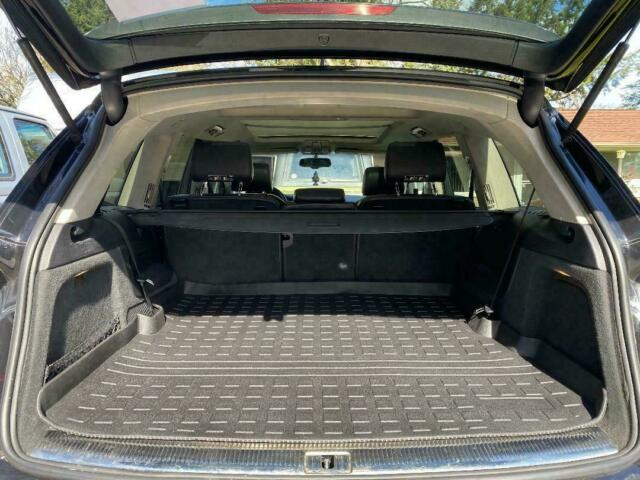 PREMIUM HEAVYDUTY BOOT LINER COVER for VW TOUAREG 14-ON