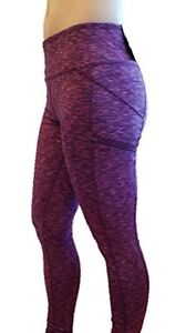 b4f170316a Zobha The Outsider Active Legging Yoga Pant BEET ROOT SPACE DYE XL ...