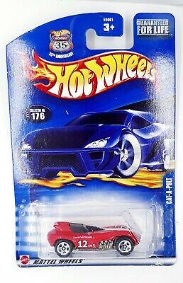 2002 Hot Wheels Cat-A-Pult #176