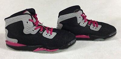 Jordan Little Kids Spike Forty Basketball Shoes 811122-009