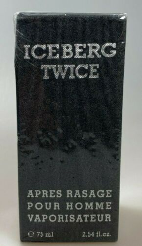 Iceberg TWICE pour Homme 75 ml After Shave  jKPid klo2W