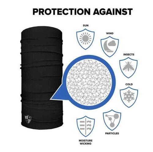 Salt Armour SA WHITEOUT American Flag Face Shield//Face mask//Balaclava//Gaiter