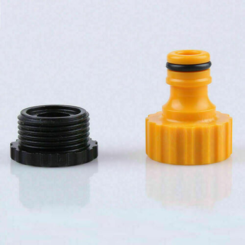 """Hozelock Threaded Outdoor Tap /& Hose End Connector Tap and 1//2/"""" Connec 3//4/"""" N4R9"""