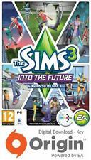 Los Sims 3 hacia el futuro pack de expansión PC y Mac Origin Clave