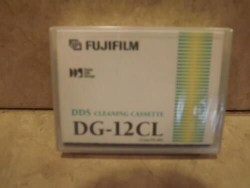 FujiFilm  -  DG-12CL  -  DDS Cleaning Cassette