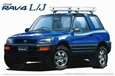 1/24 Toyota RAV 4 SXA10   Plastic Model Kit