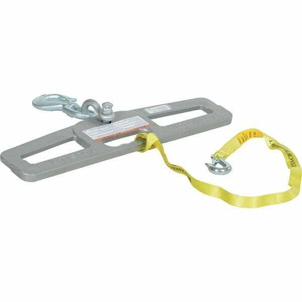Vestil 6,000 Lb Capacity Hook Plate