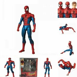 Mafex-No-075-Marvel-The-Amazing-Spider-Man-Comic-Ver-Action-Figure-New-In-Box