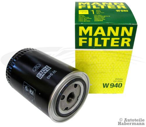 GT Favorit Fendt Farmer MANN FILTER W 940 Motorölfilter  Ölfilter W940