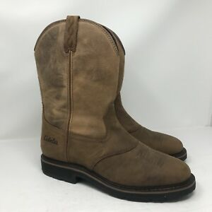 76ffc32d3fe Details about Cabela's Pinedale Boot 82-5522 Size 12D Western Cowbow Brown  New