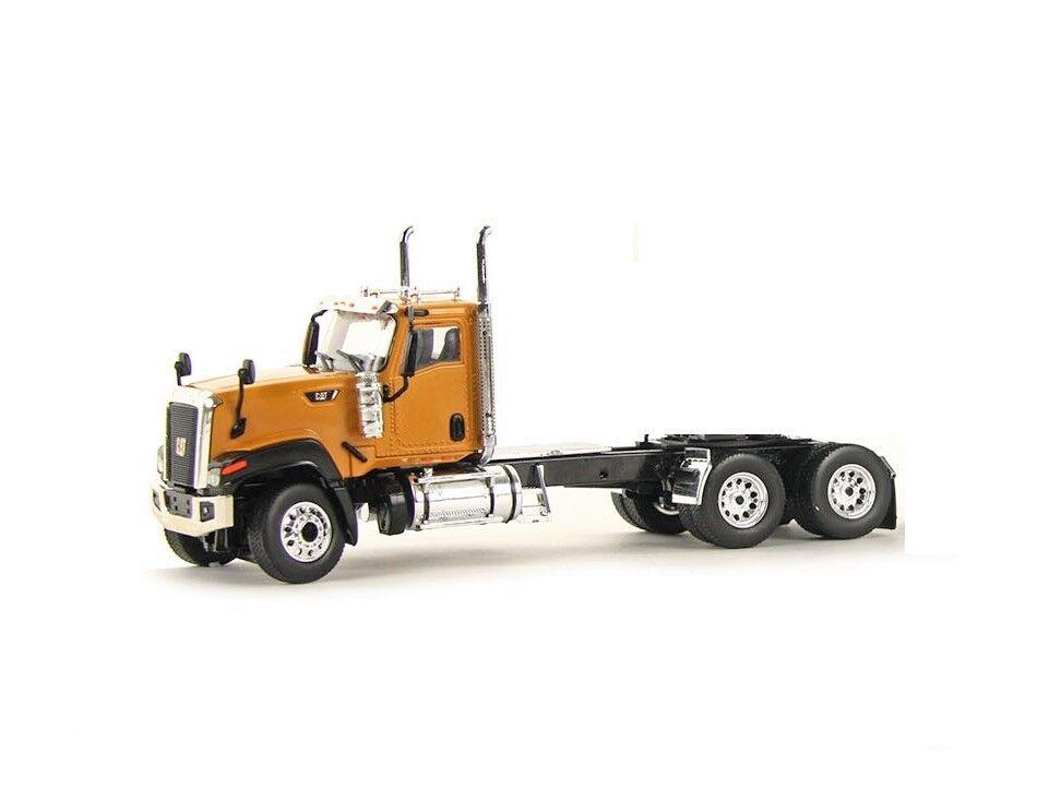 Tonkin 30003 Caterpillar CT680 6x4 Tractor - CAT Yellow Brand-new 1 50 MIB